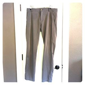 Lululemon men's Commission Pant Classic size 36